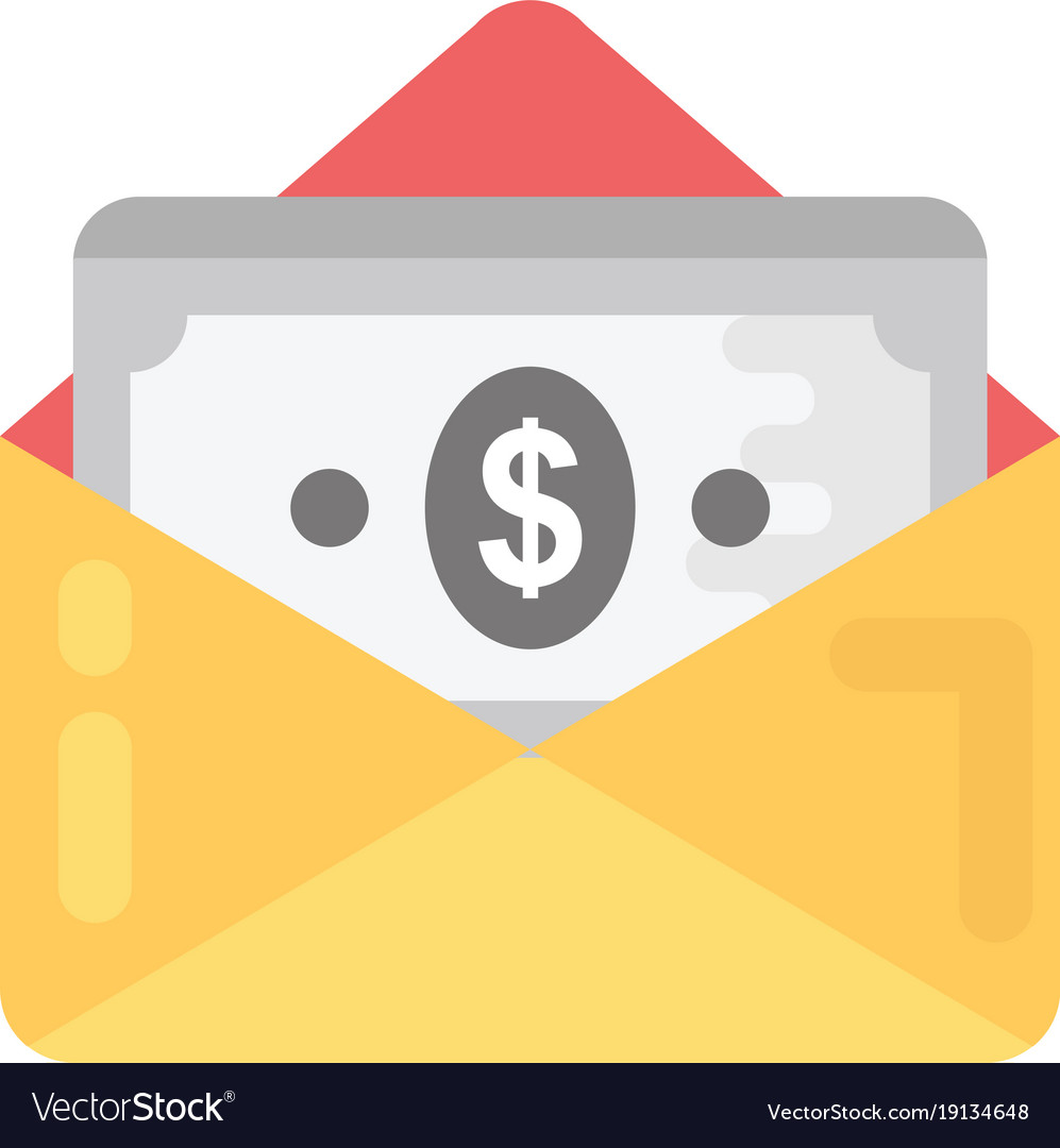 Send Money Royalty Free Vector Image