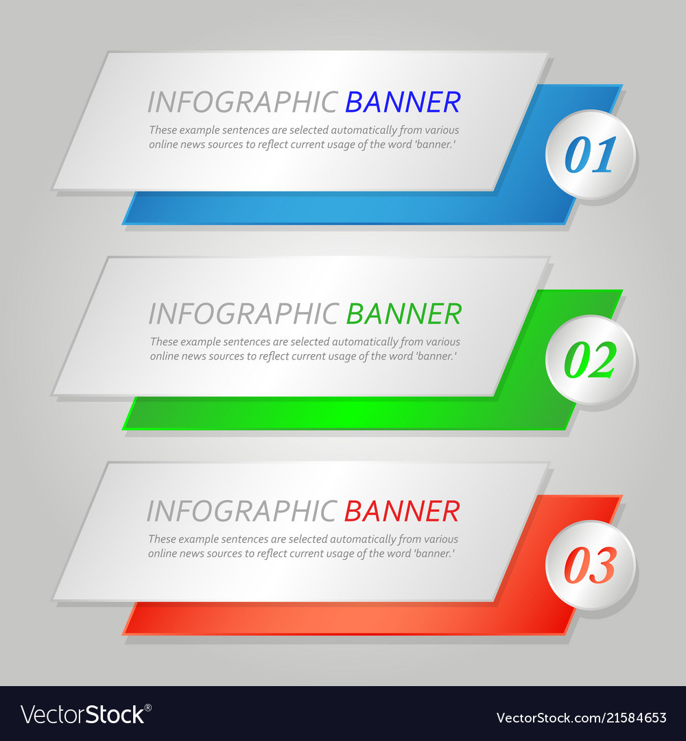 Bannerbusiness infographic banner finance graphic
