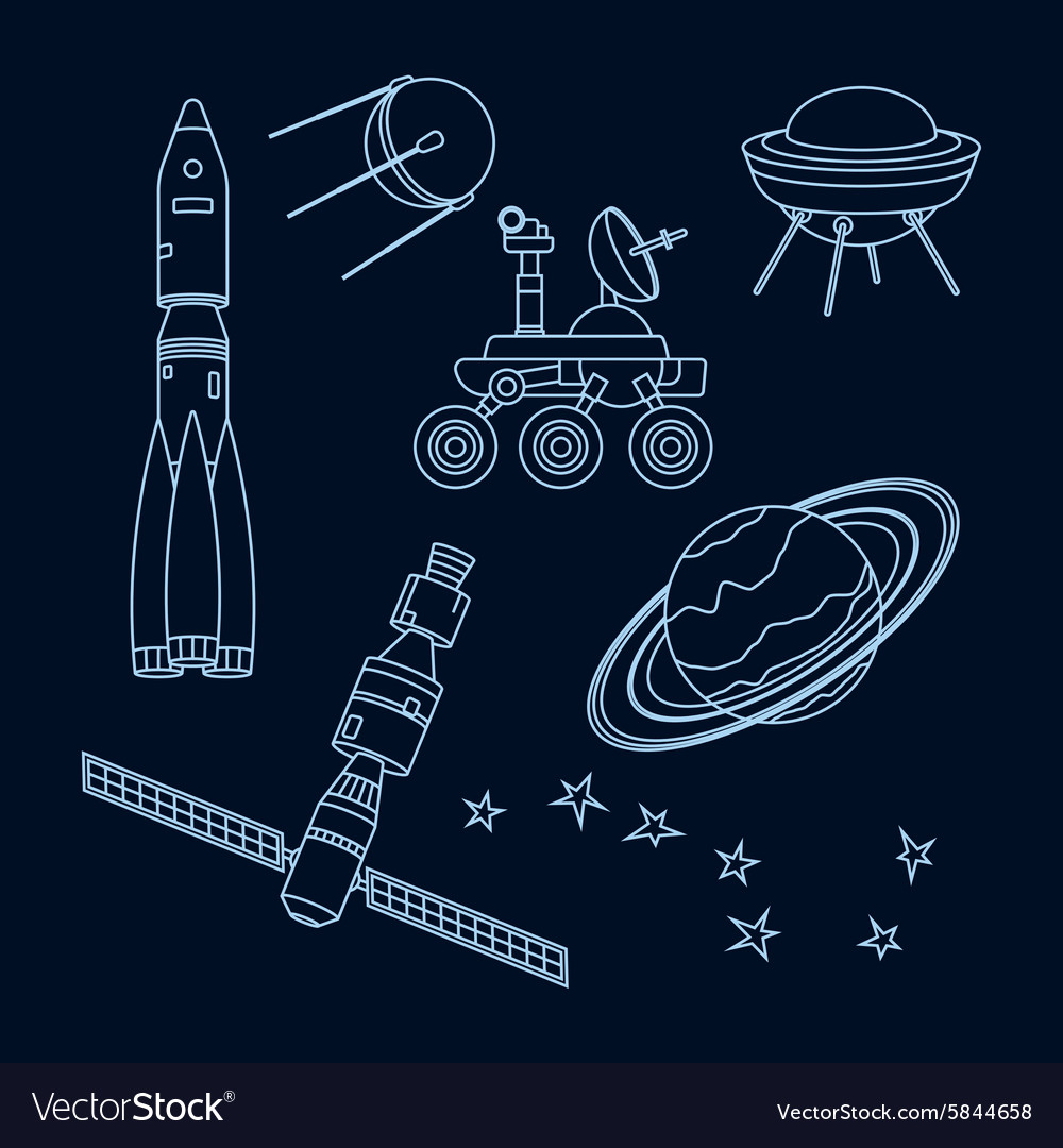 Space objects