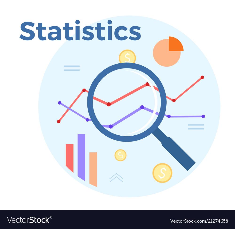Statistics analysis flat