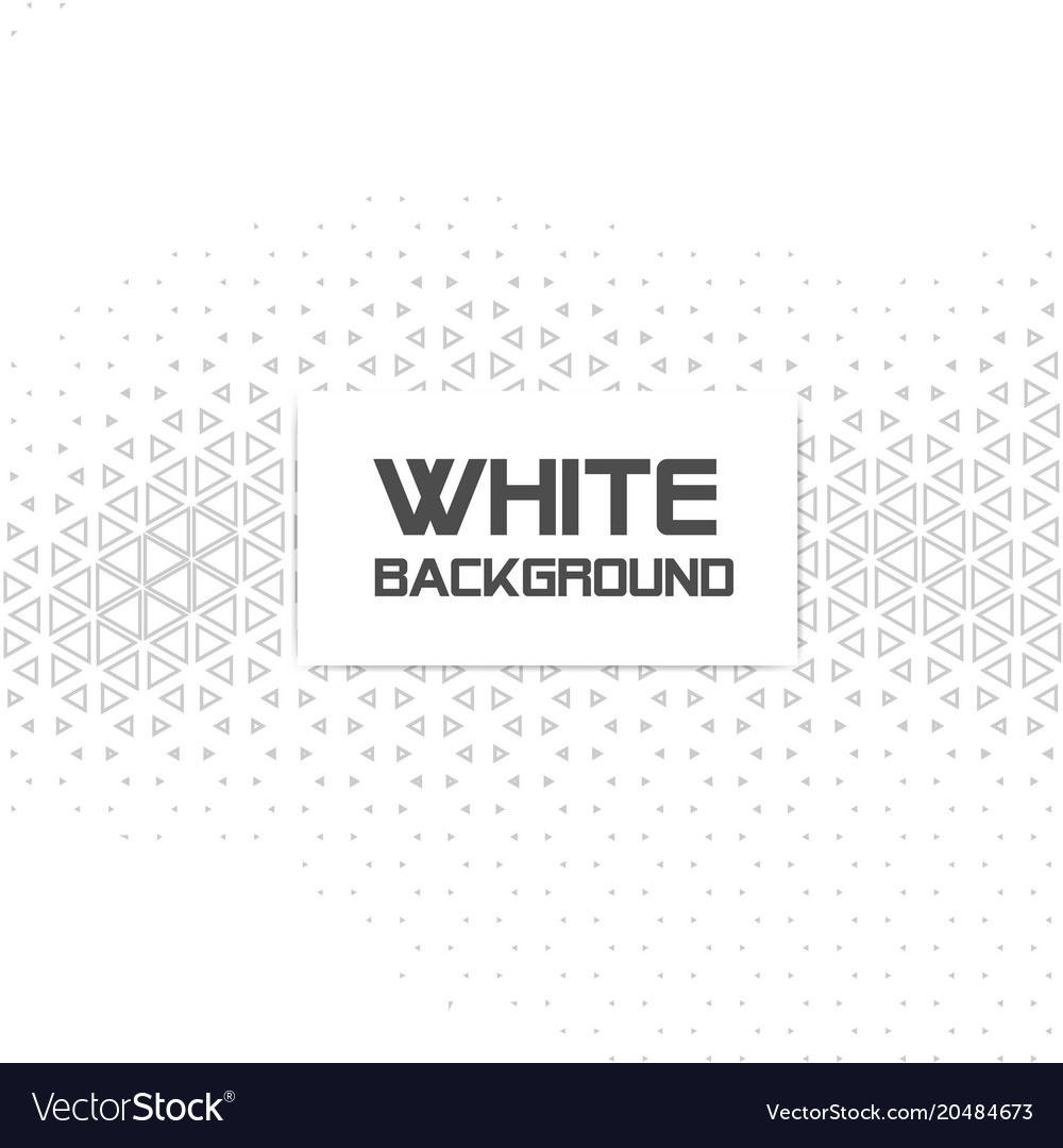 Abstract white geometry hipster white background v