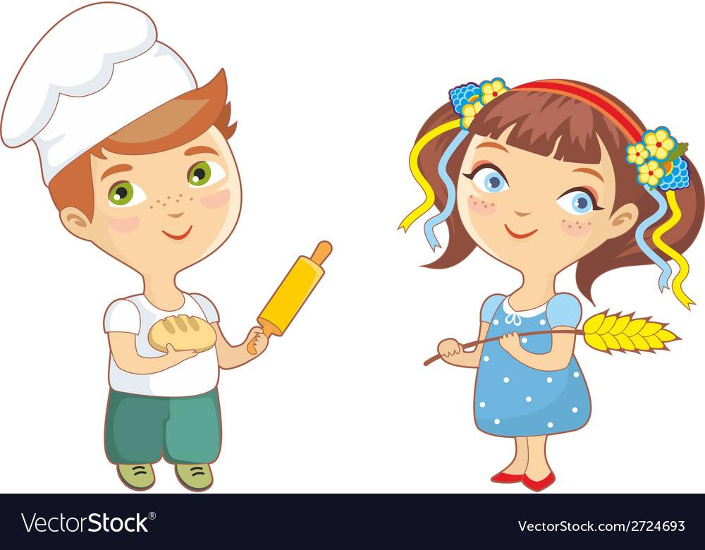 Baker Children