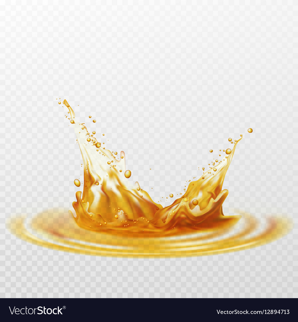 Beer foam splash of white and yellow color on a