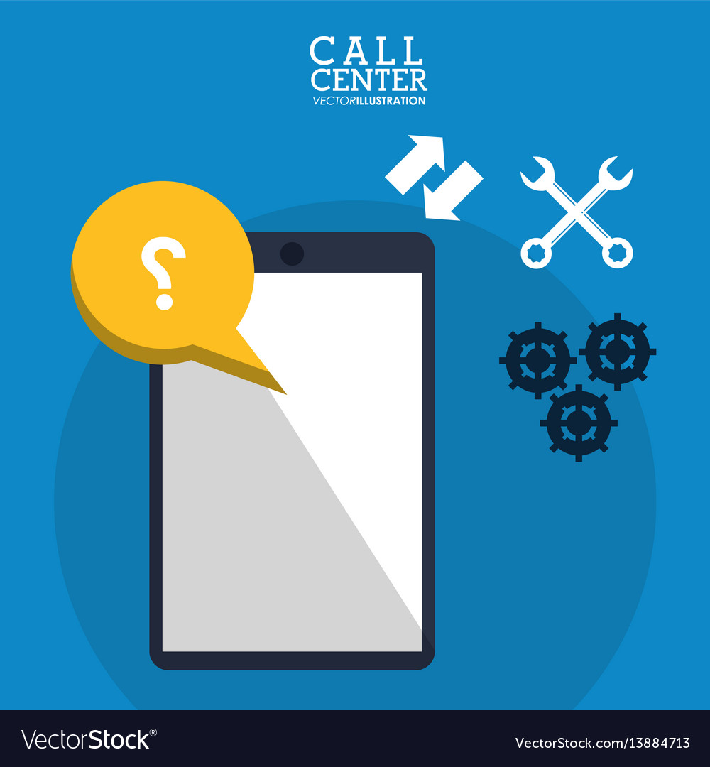 Call center smartphone collaboration help
