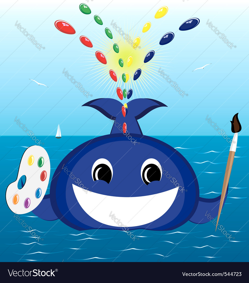 Air u0026 Whale Vector Images 39