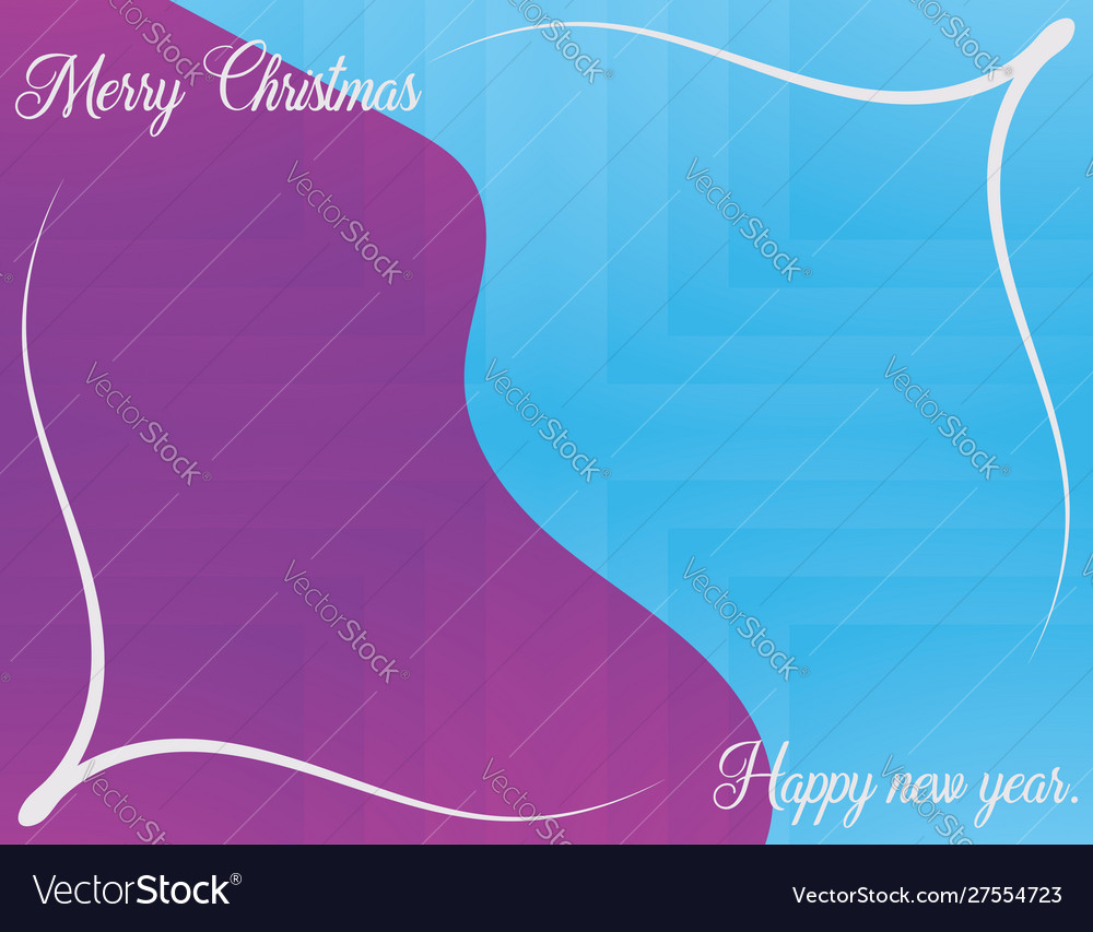 Xmas card abstract background