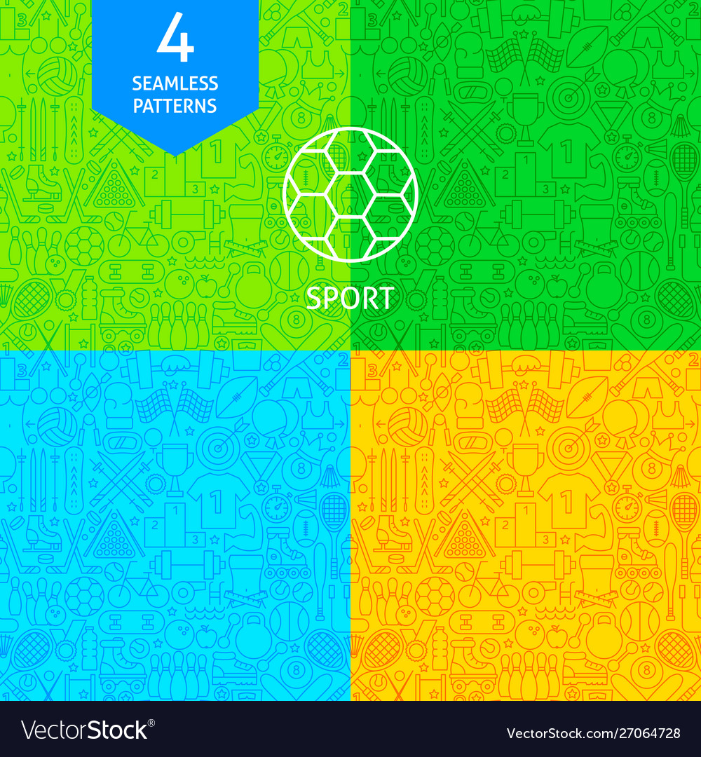 Line sport patterns