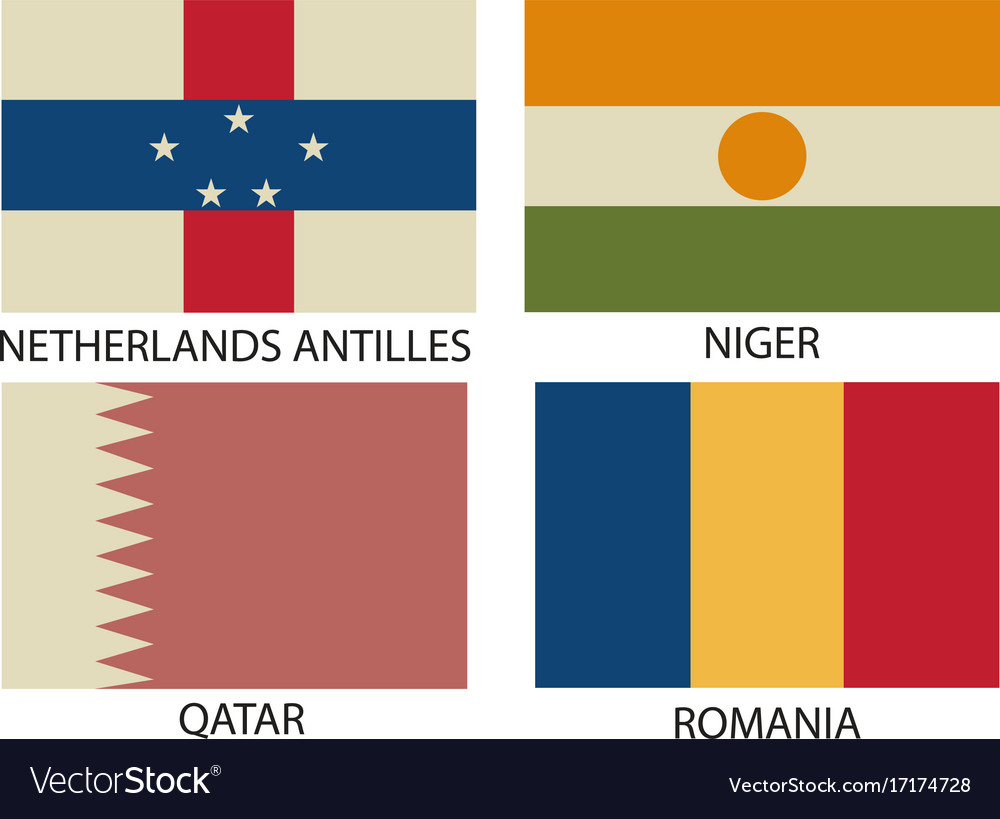National flags symbol