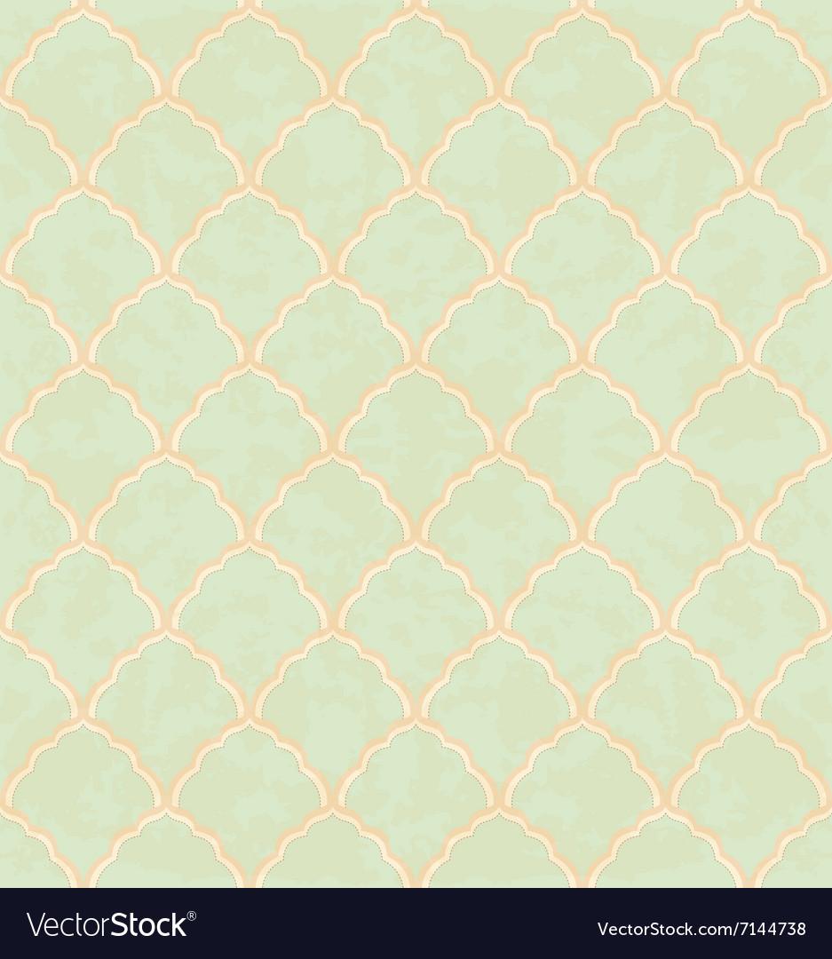 Seamless pattern vintage background