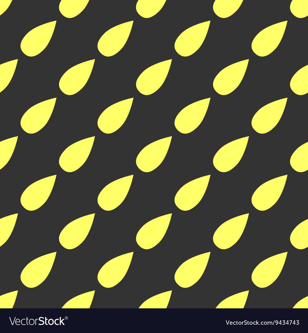 Drops geometric seamless pattern 1205