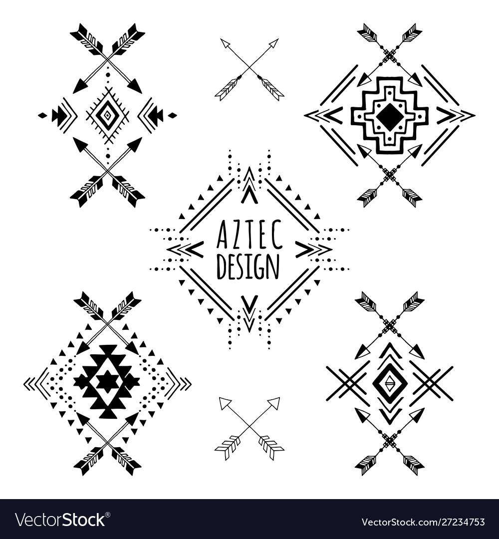 Aztec elements