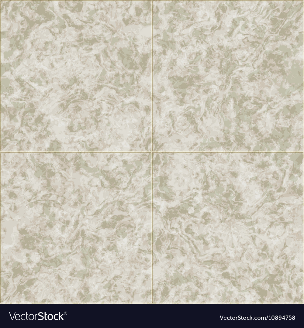 Abstract Beige Marble Seamless Texture Tiled Vector Image
