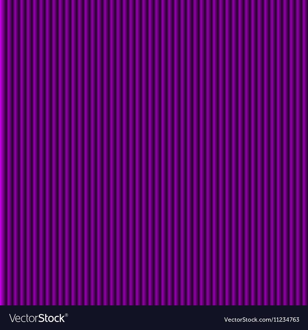Purple galousie Volume of vertical lines