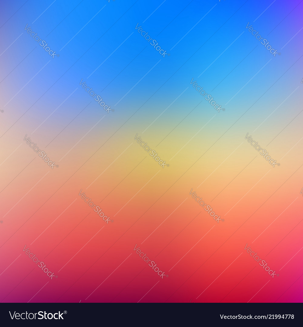 Abstract blurred gradient mesh background in