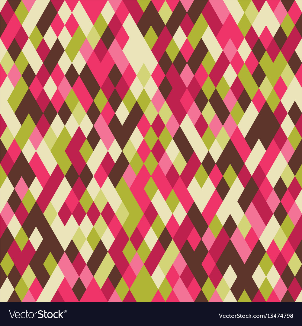 Geometry bright colorful backdrop for party