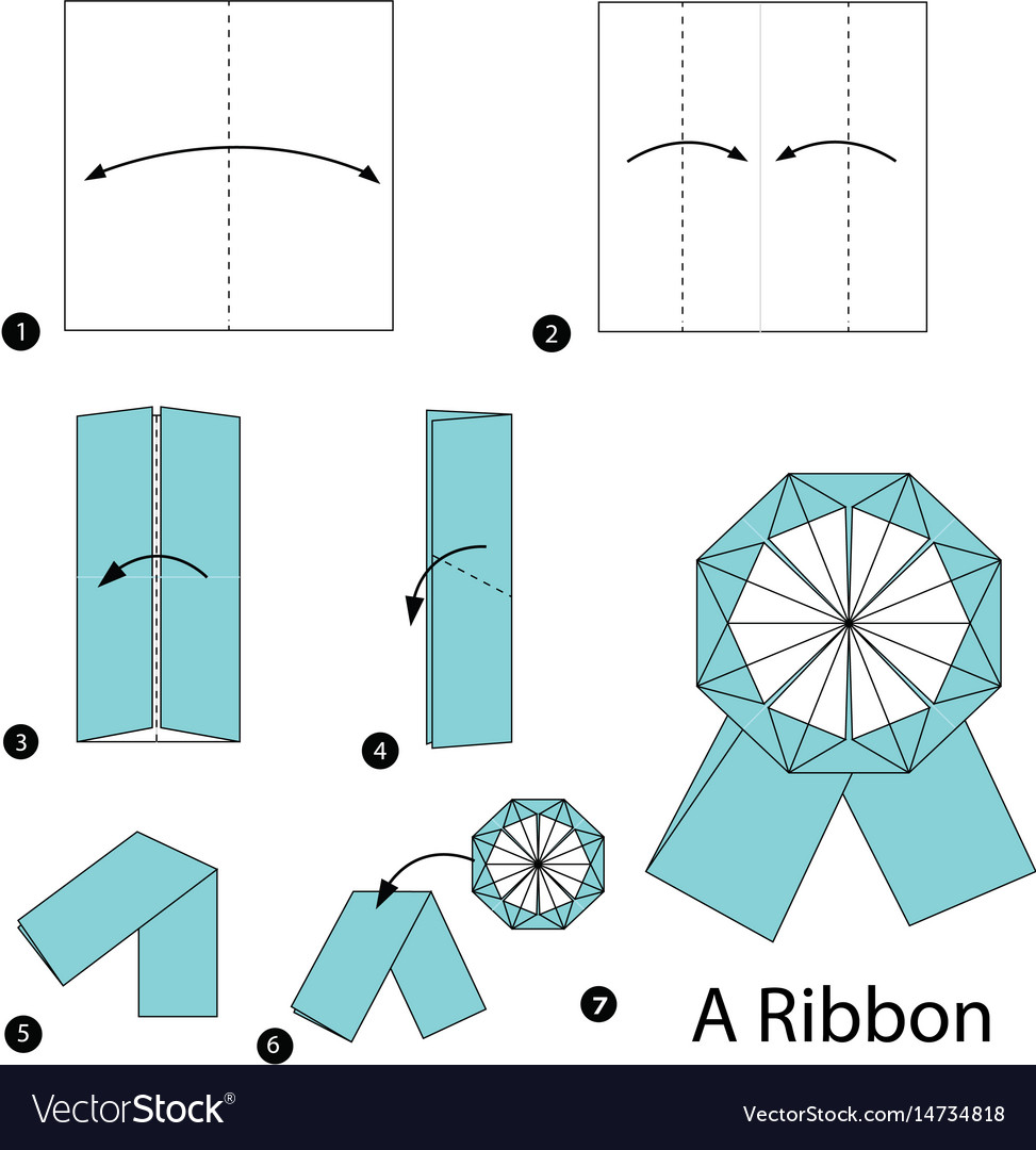 The Yuppie Lifestyle: How to Make Paper Ribbon Flags | 1080x973
