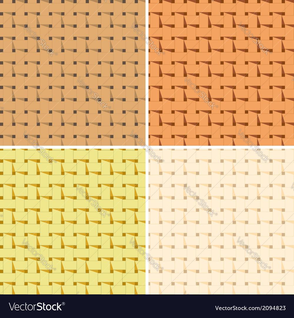 4 seamless braided pattern