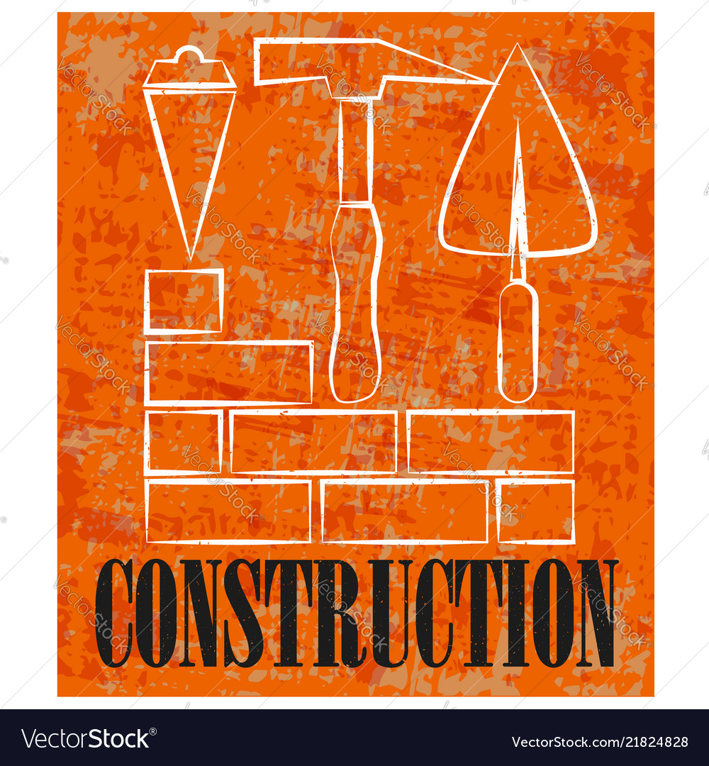 Construction and repair banner