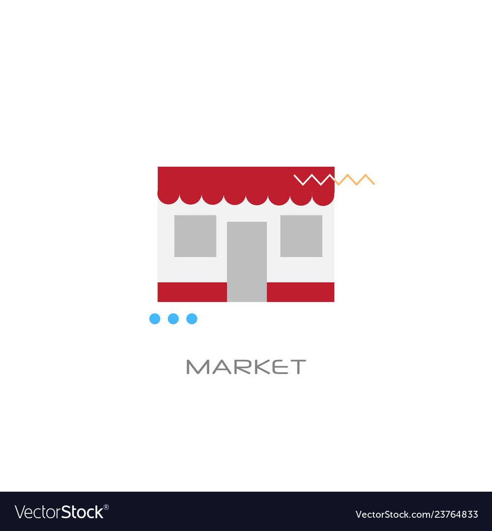 Shopping mall building shop store building market