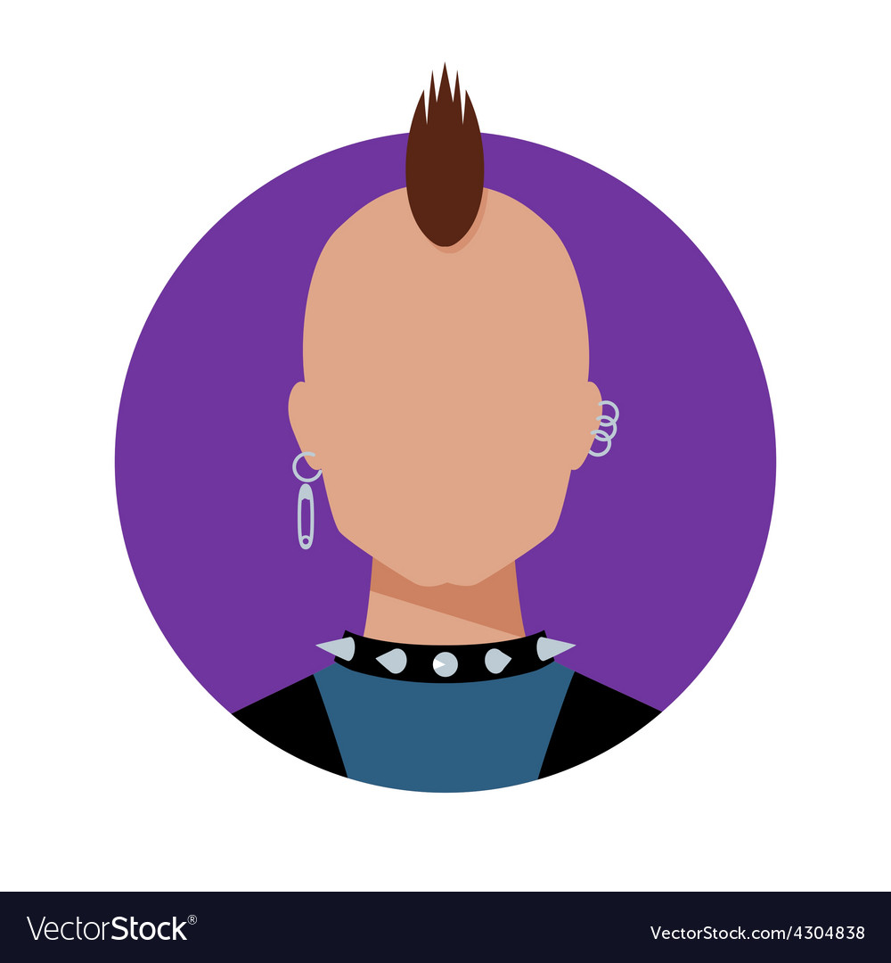Punk Male avatar