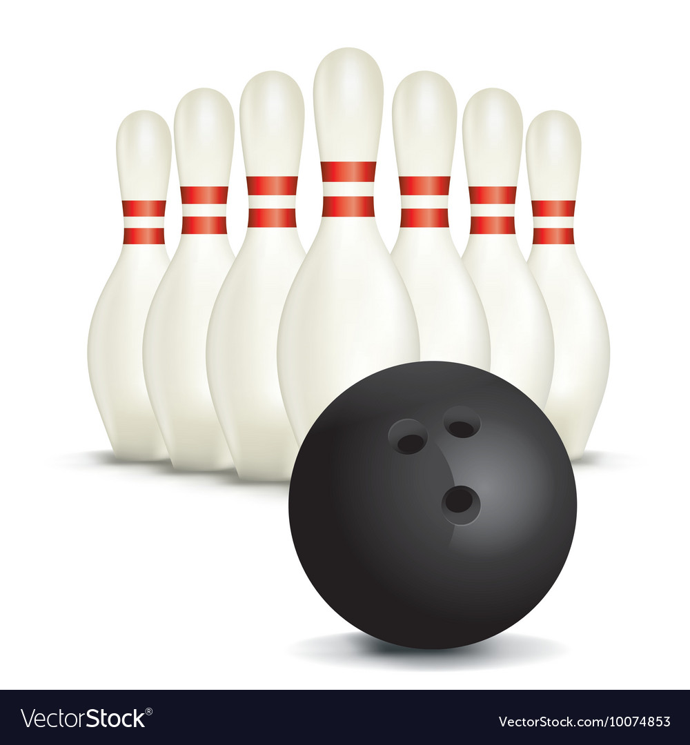 Bowling Pins Ball
