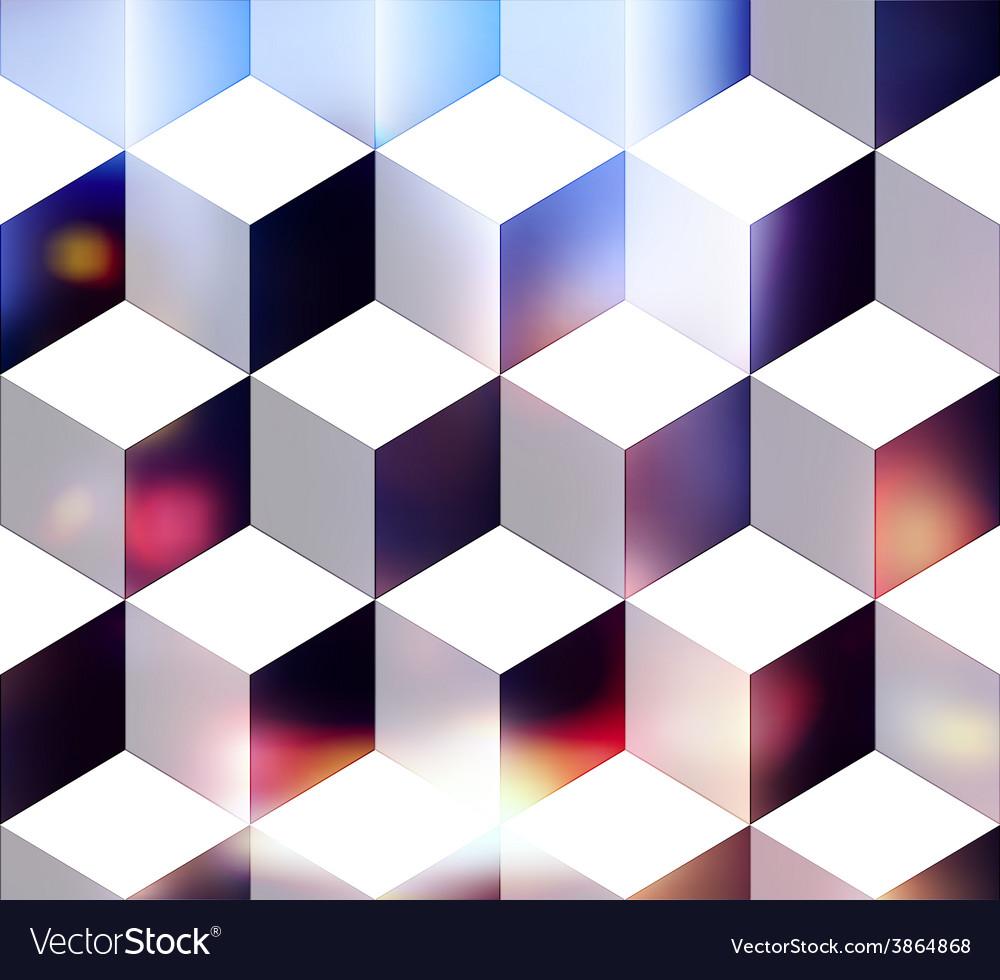 White cubes