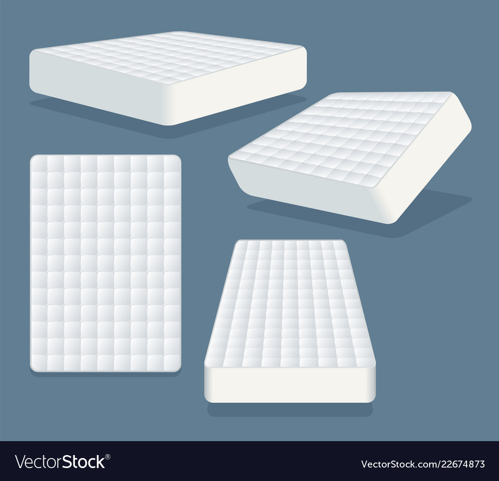Mattress in different positions