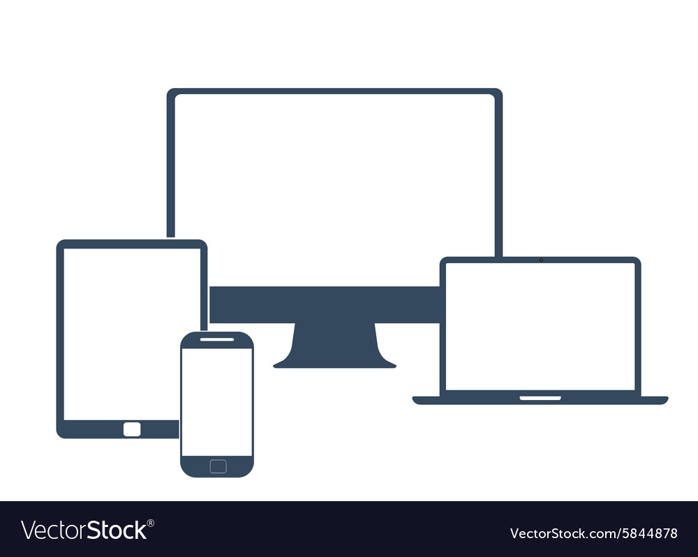 Electronic devices with white blank screens