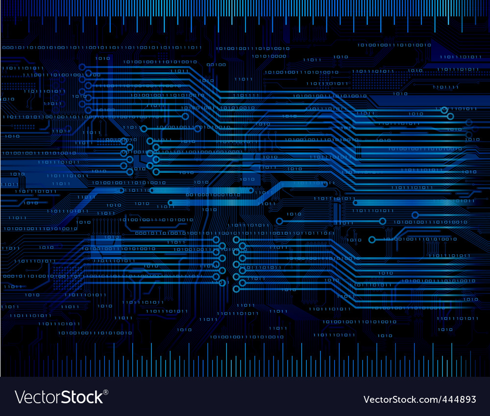 Abstract design technology theme background