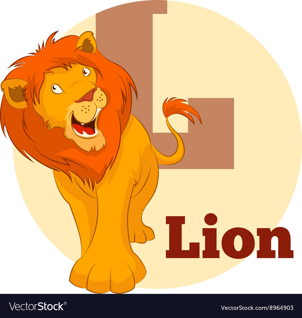ABC Cartoon Lion3