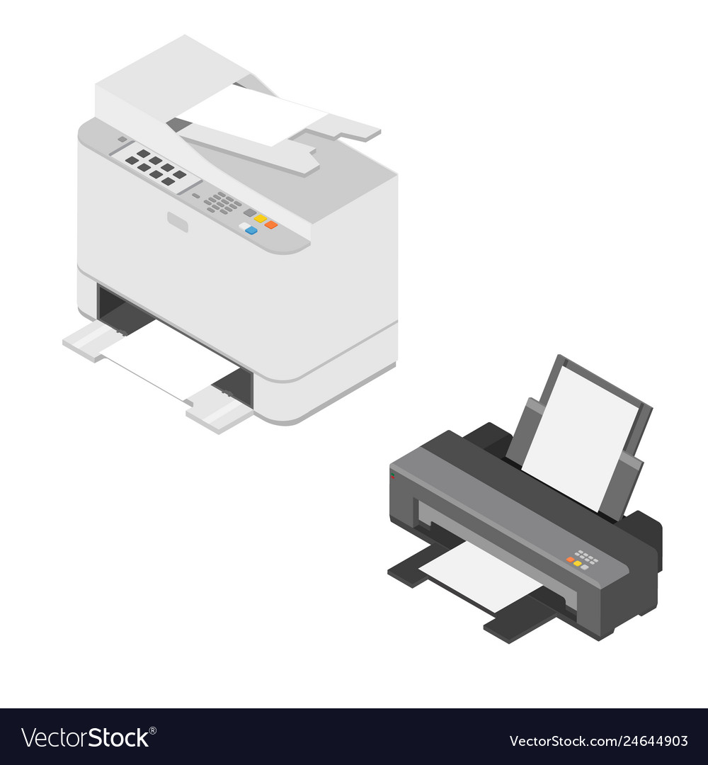 Isometric printer and scanner