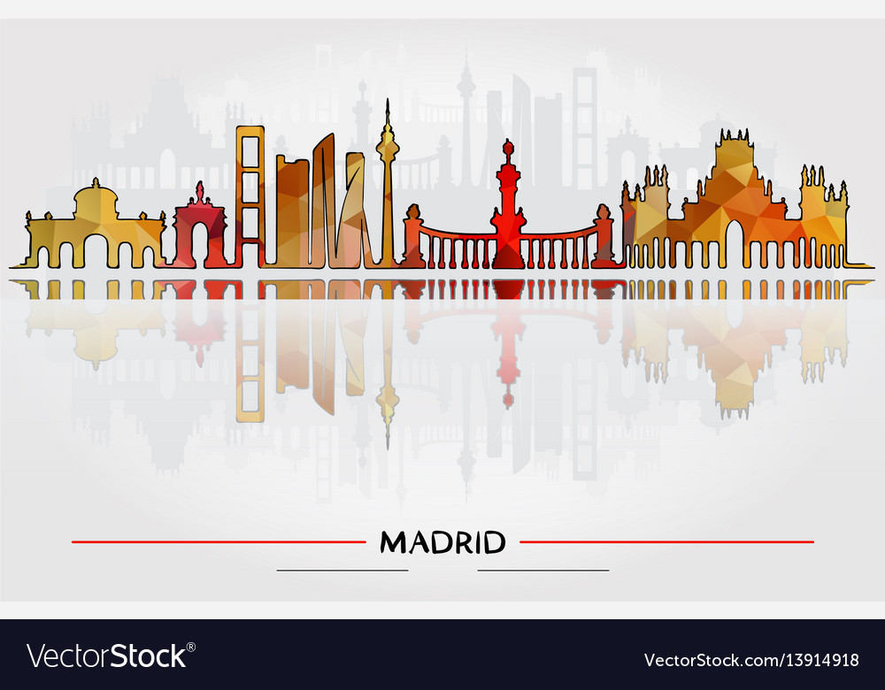 Historic buildings of madrid