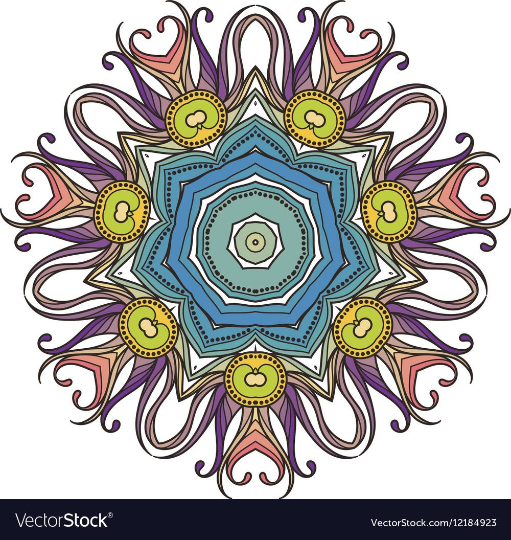 Mandala Mehndi lace tattoo Art Nouveau weave