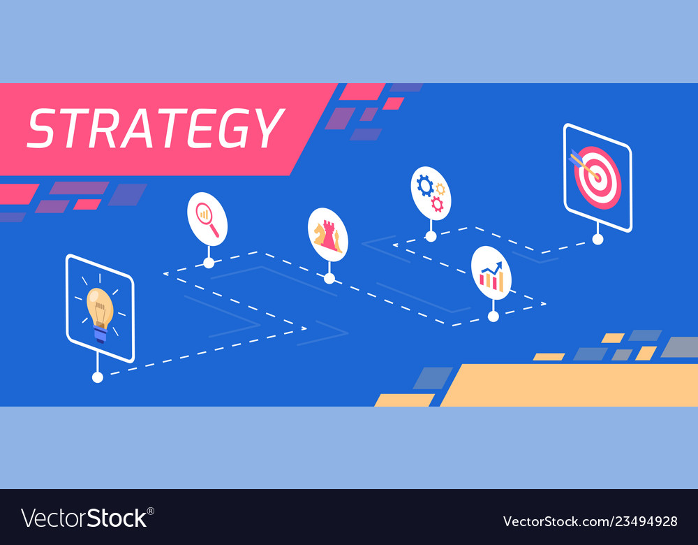Colourful of strategy as a tool