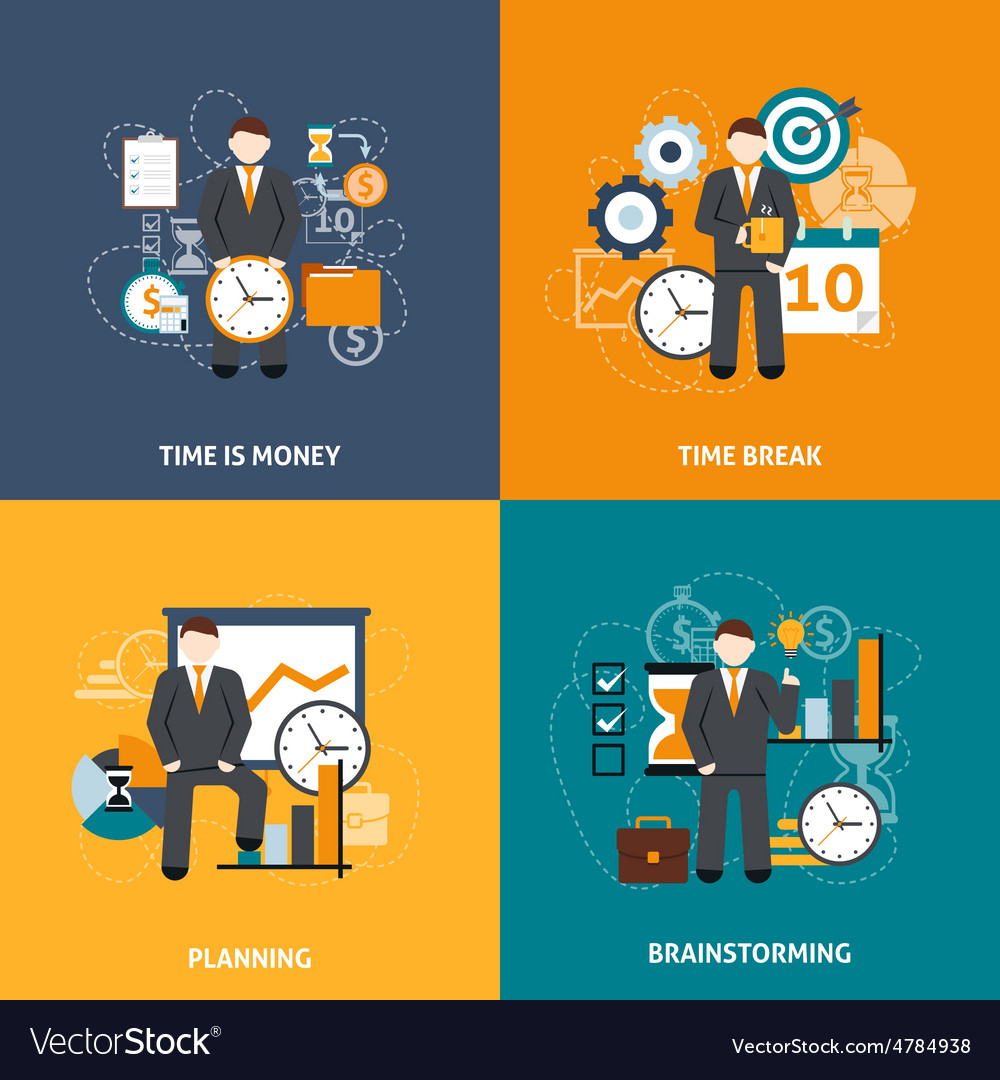 Time Management Flat