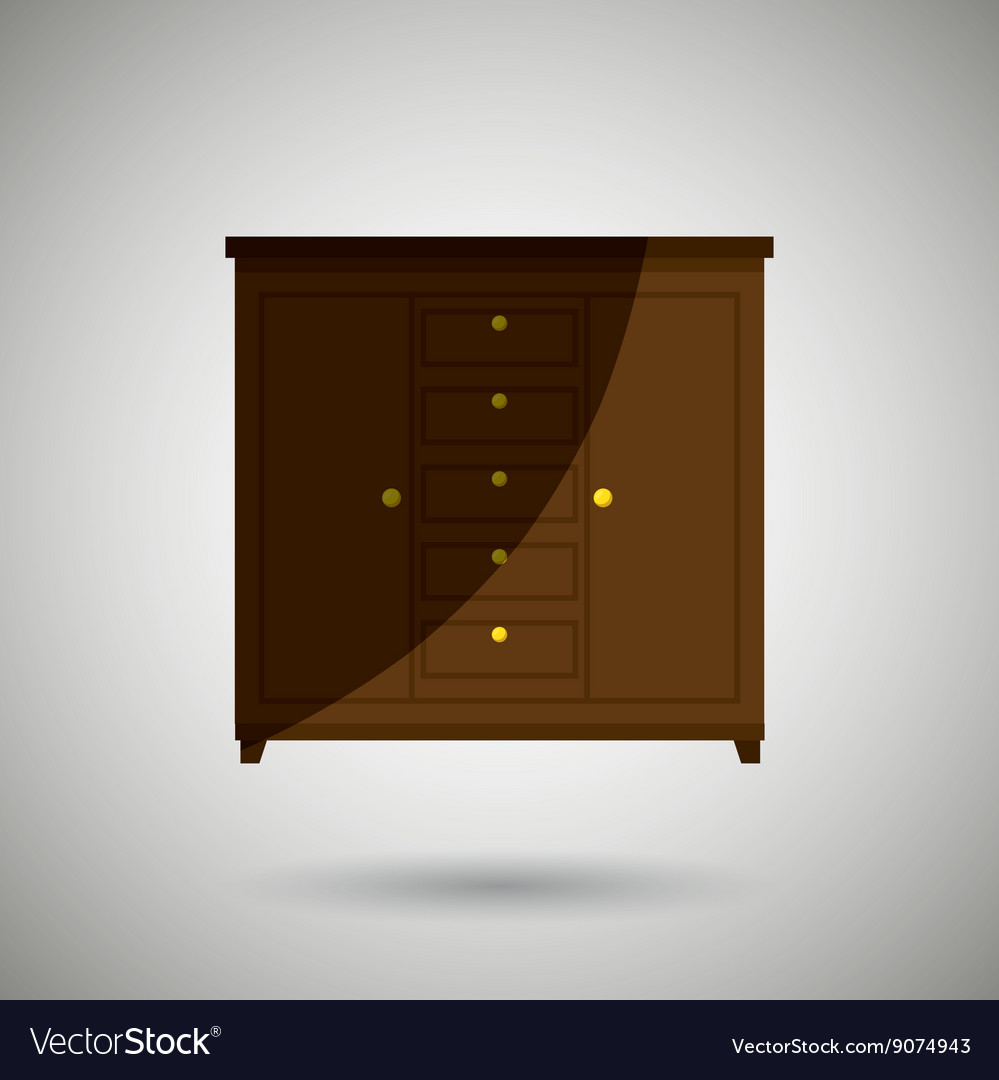 House Furniture Design Vector Image On Vectorstock