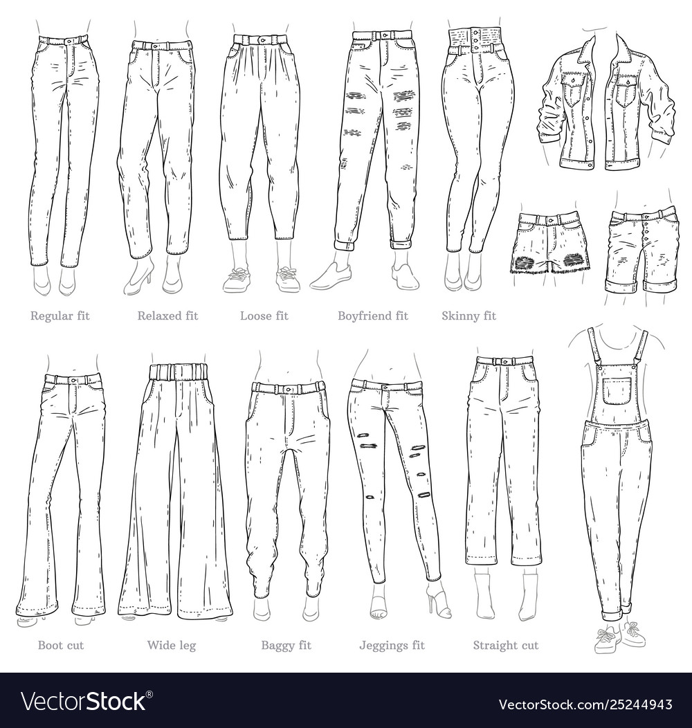 Leggings fit style jeans female denim pants