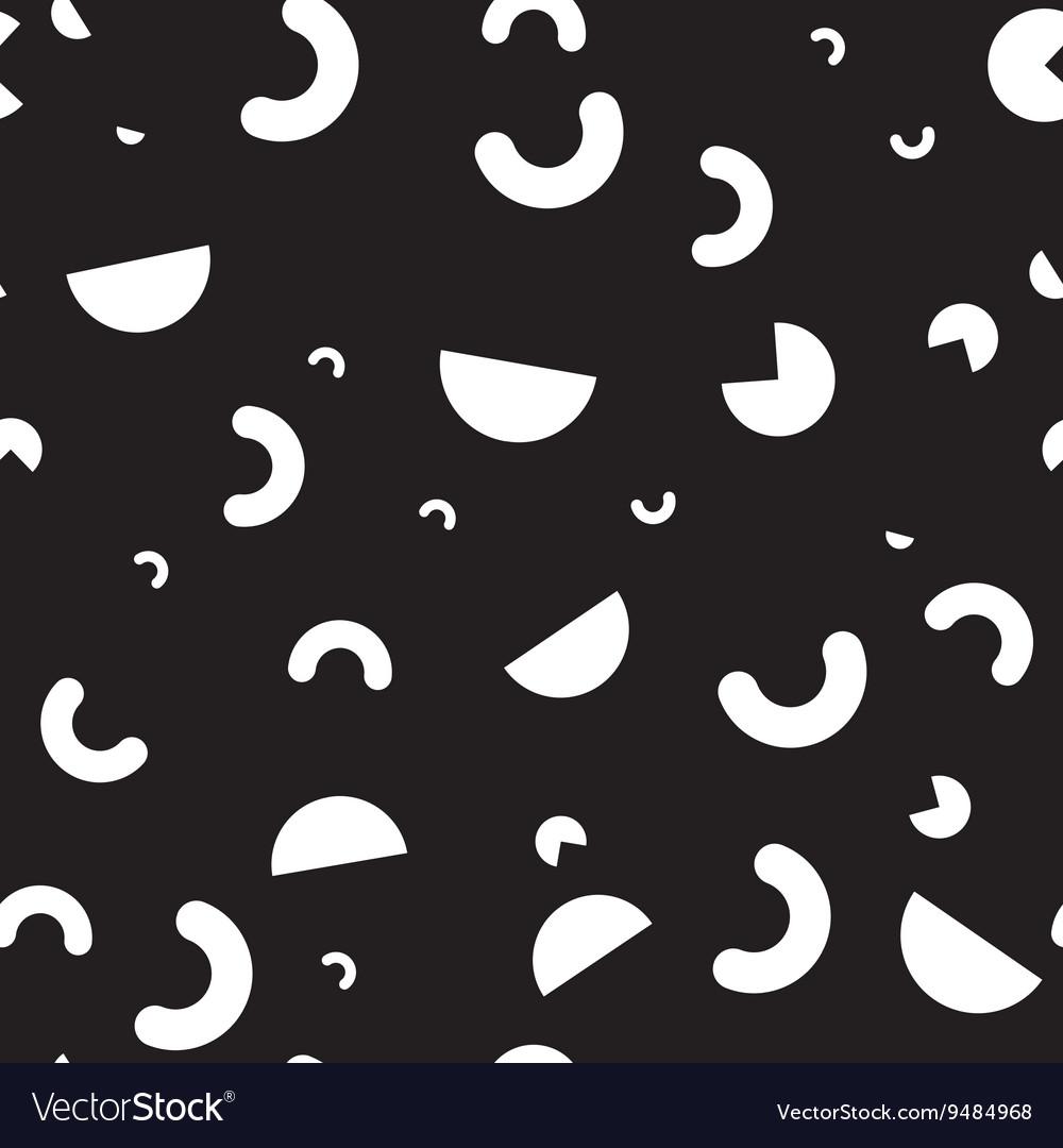 Seamless pattern geometric shapes