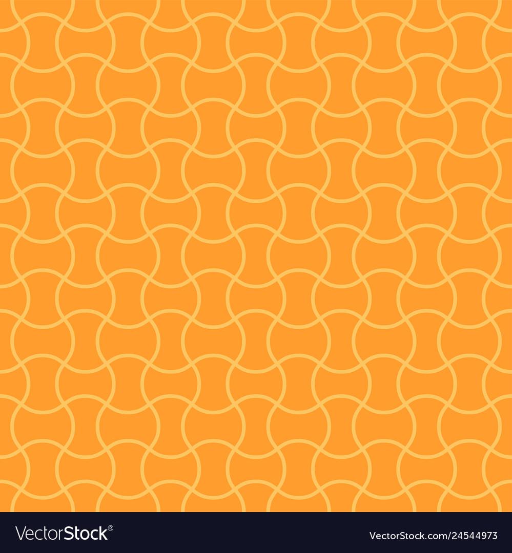 Stylish seamless geometric pattern bright
