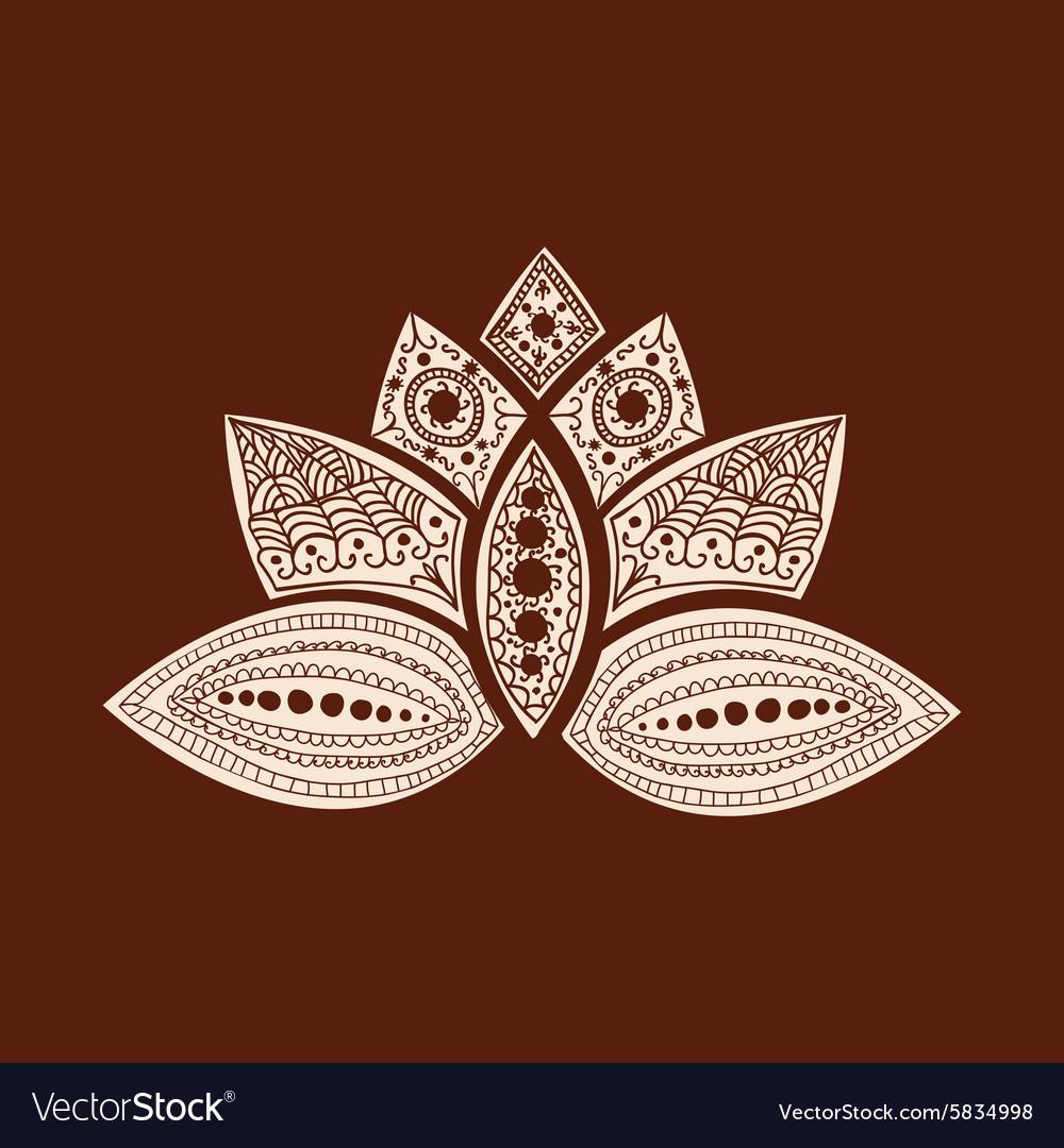Henna lotus art Henna Lotus Mehndi