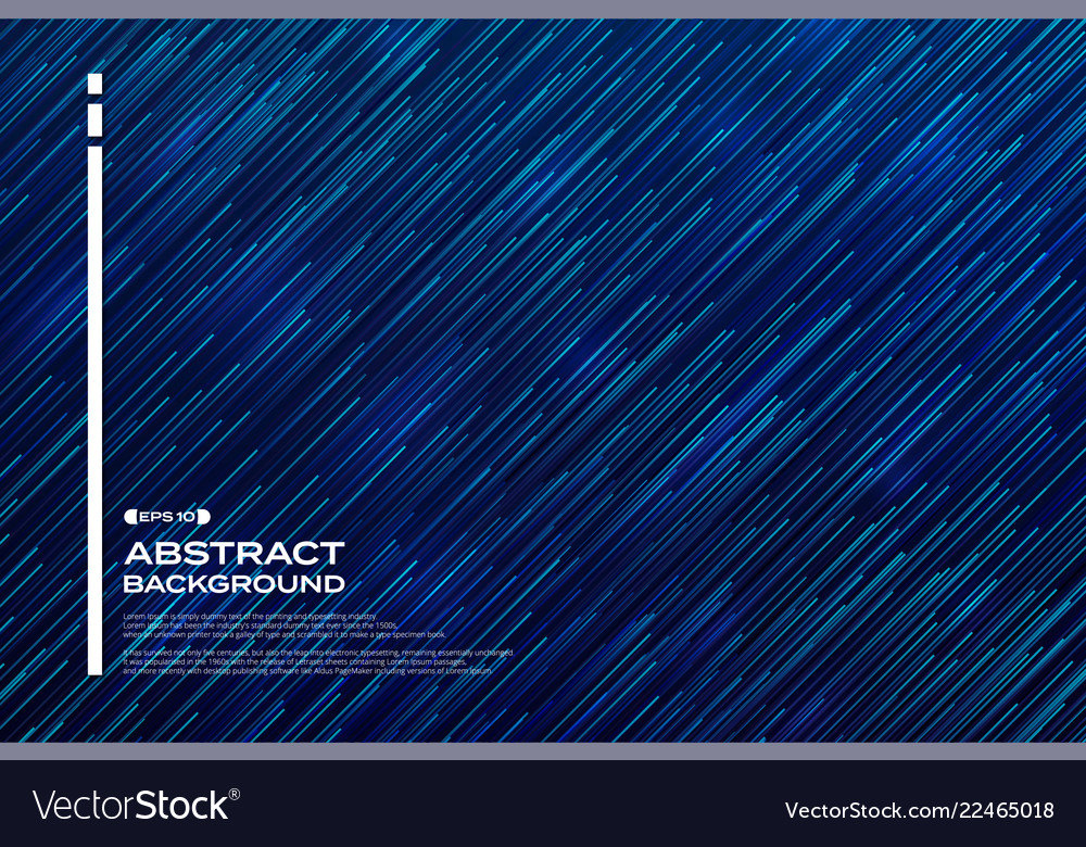 Abstract of blue stripe line pattern of