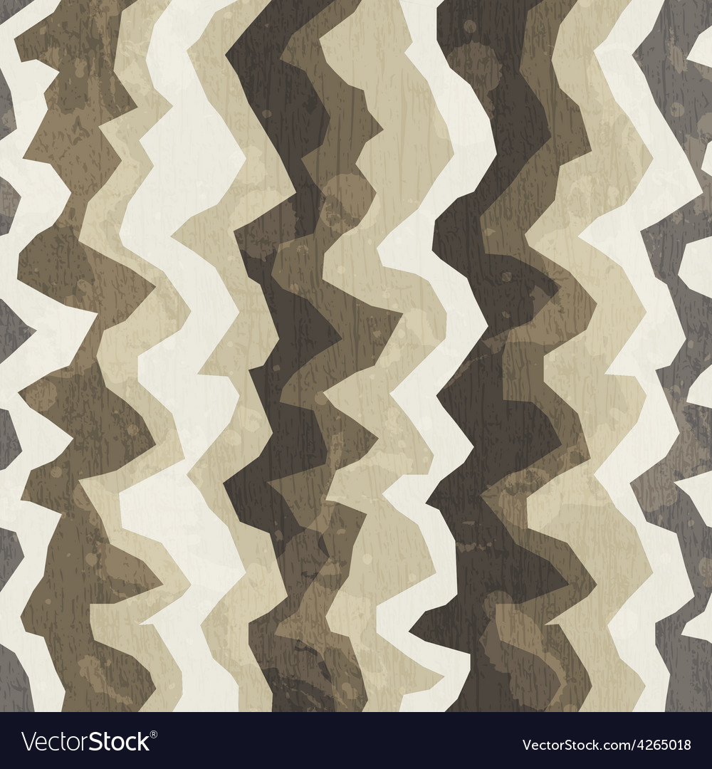 Abstract wood seamless pattern with grunge effect