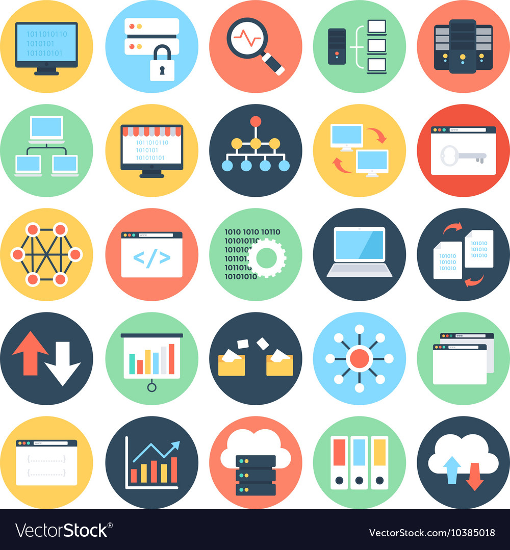 Data Science Icons 2
