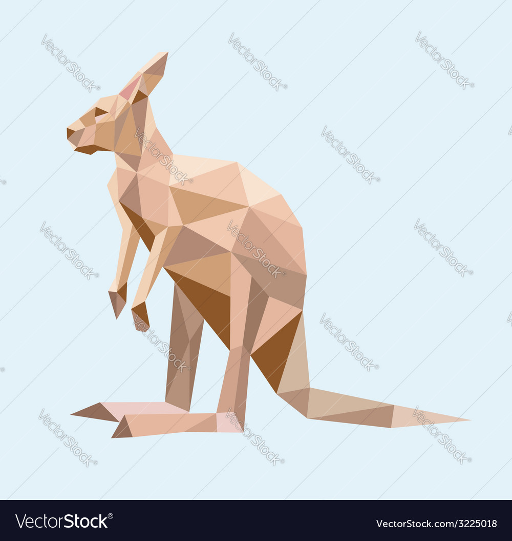 Easy way to make a paper Kangaroo | Origami Animals - YouTube | 1055x1000