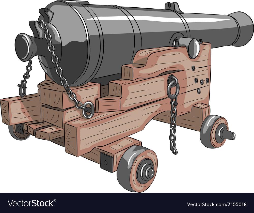 Ship gun a