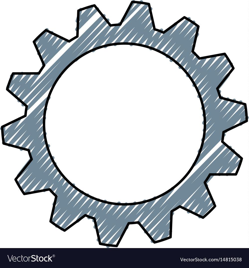 Gear machinery engine