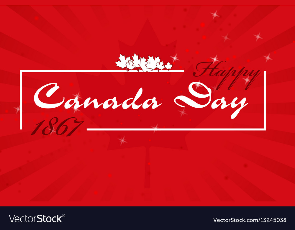 Happy canada day7