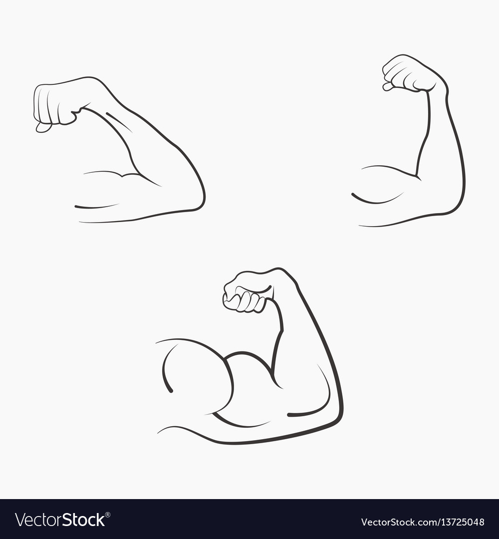 Set strong power vector image