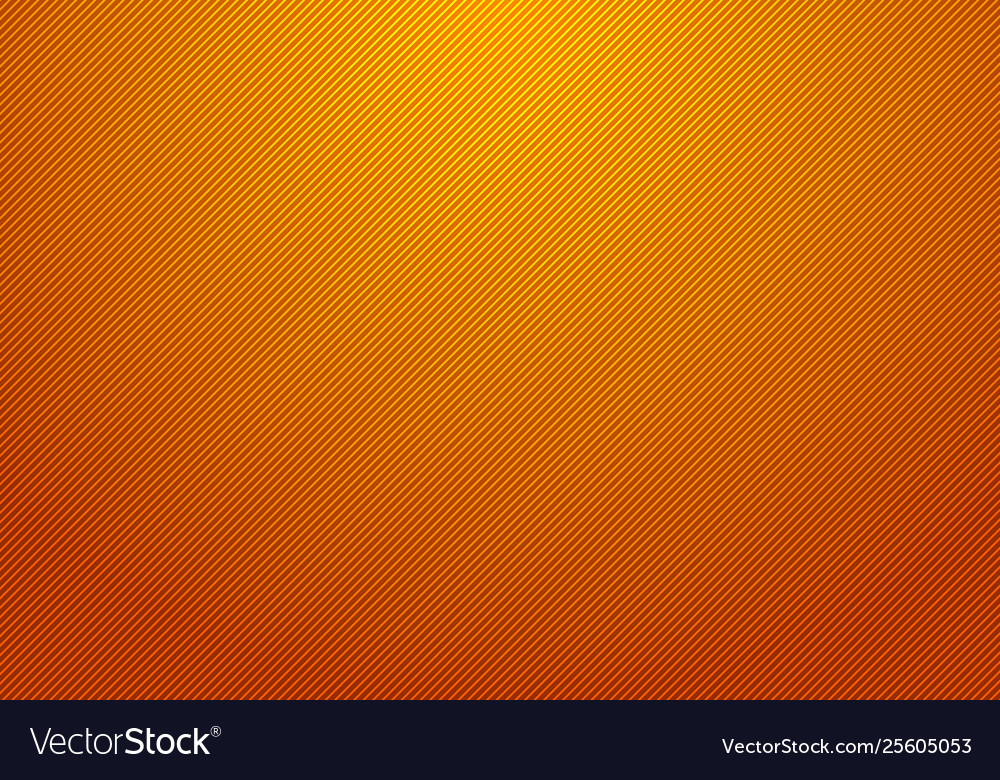 Abstract diagonal lines striped light and orange