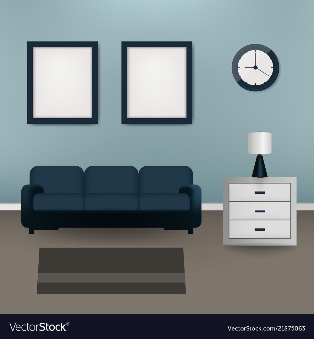 Interior design living room beautiful home